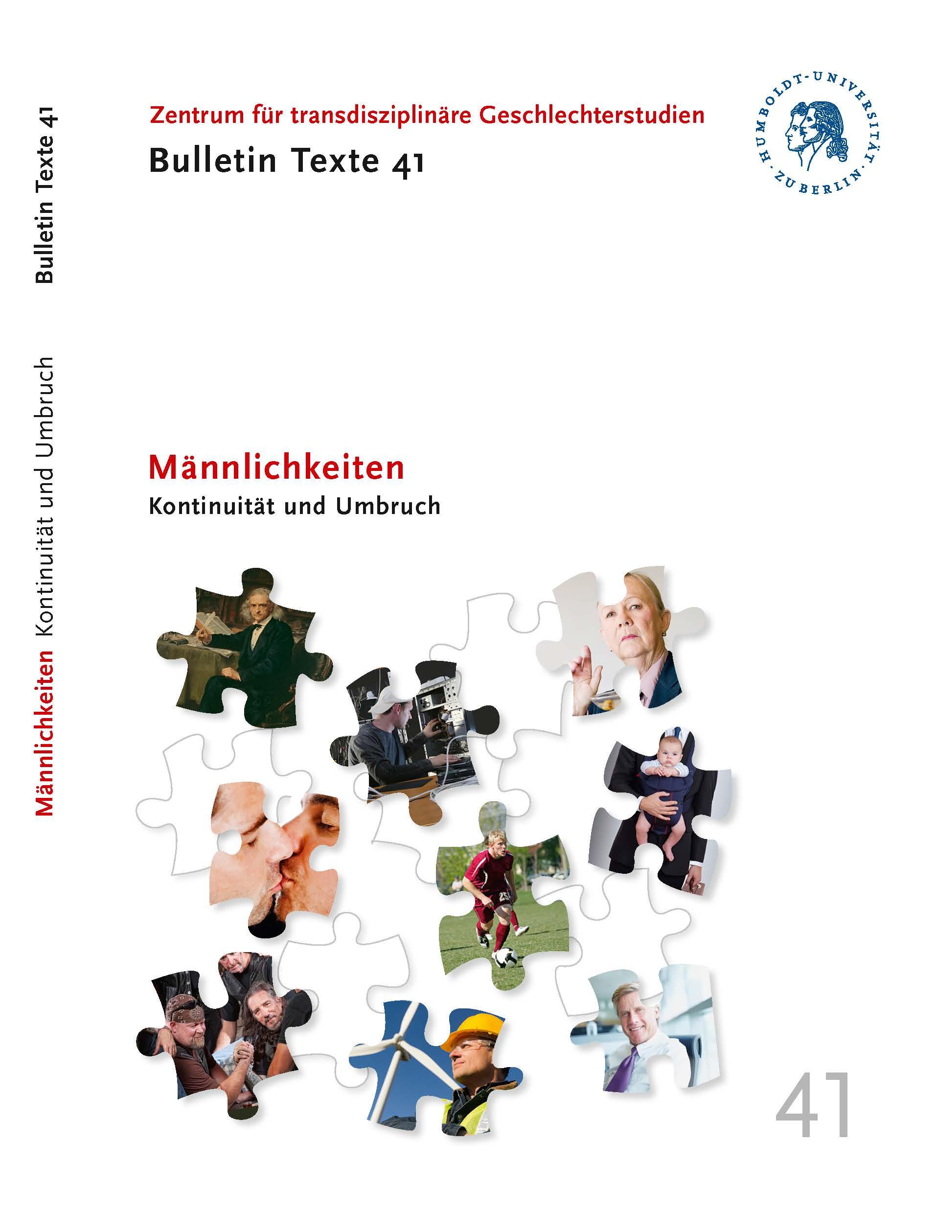 Bulletin_Männlichkeiten